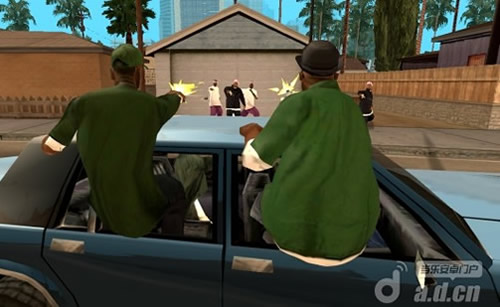 《侠盗猎车手:圣安地列斯 Grand Theft Auto San Andreas》