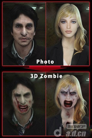 《变脸僵尸 ZombieBooth》