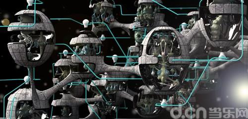 《現實中的機械 Hermaton》