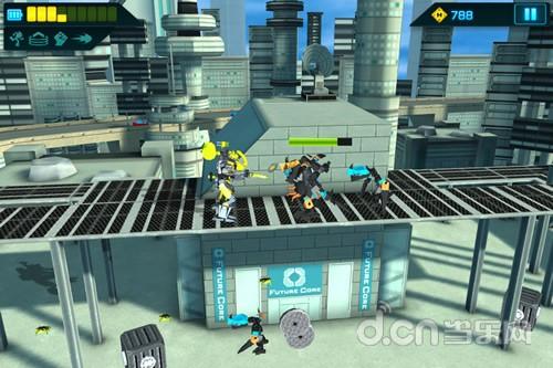 《乐高:英雄工厂入侵 LEGO Hero Factory Invasion》