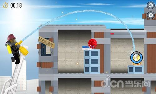 《乐高消防员 LEGO City Fire Hose Frenzy》