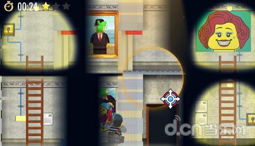 《乐高之城市抢劫案 LEGO City Spotlight Robbery》
