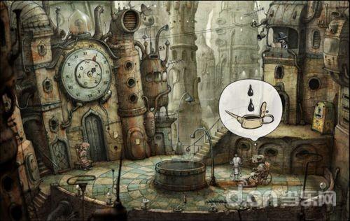 《机械迷城 Machinarium》