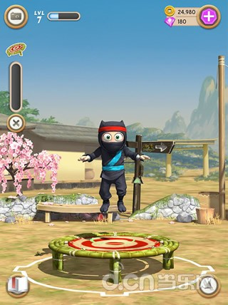 《笨拙的忍者 Clumsy Ninja》