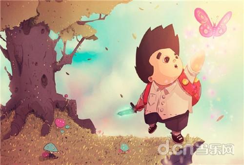 呆萌胖娃历险记 《相扑男孩 sumoboy》开启众筹