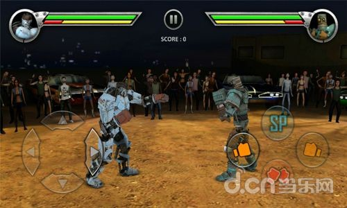 《铁甲钢拳 Real Steel HD》