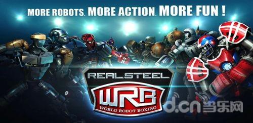 《铁甲钢拳:世界机器人拳击 Real Steel World Robot Boxing》