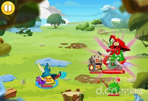 《愤怒的小鸟 史诗大战 Angry Birds Epic》