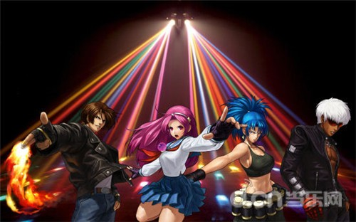《格斗之韵 Rhythm of Fighters》
