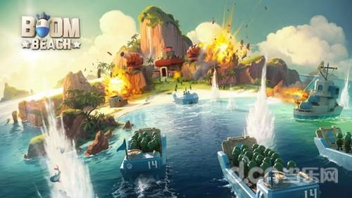 昆侖遊戲獲SuperCel《海島奇兵》中國大陸代理