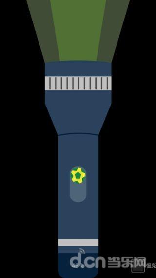 《LED 手电筒火炬》