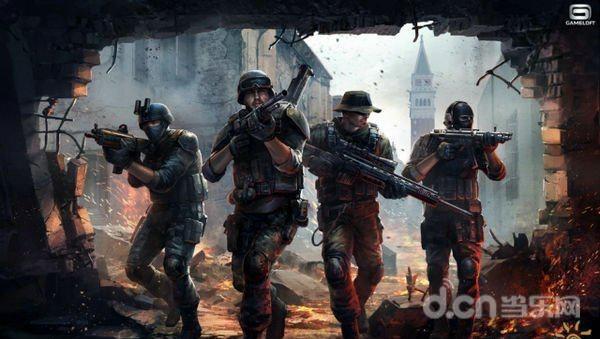《现代战争5》