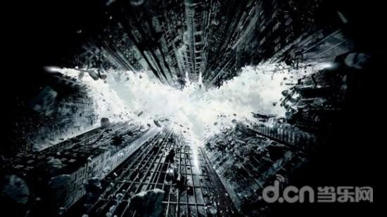蝙蝠侠黑暗骑士崛起游戏结局:最终游戏结局说