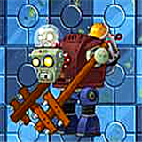 机器巨人僵尸