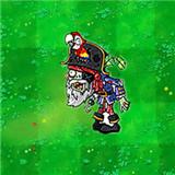 海盗船长僵尸