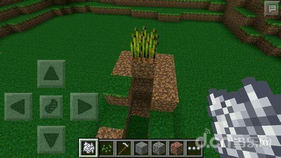 我的世界手机版小麦陷阱制作教程