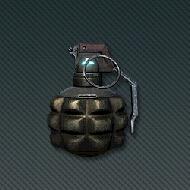 碎片式手榴弹