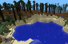 我的世界手机版大型海湾地图种子分享