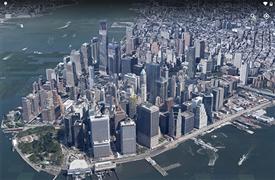 全新Google Earth 8.0:3D 图像更胜以前,运作也更快