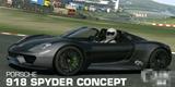 保时捷 918 Spyder Concept