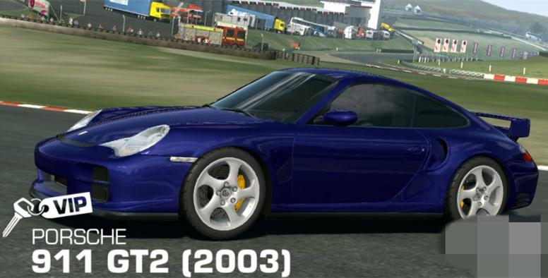 保时捷 911 GT2 (2003)