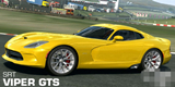 道奇SRT Viper GTS