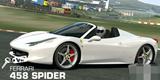 法拉利 458 Spider