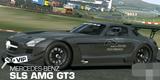 奔驰 SLS AMG GT3