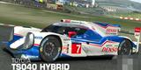 丰田TS040 Hybrid