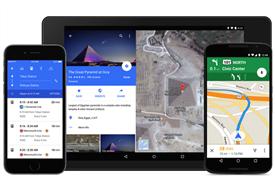 谷歌地图Android版更新:可查询目的地天气