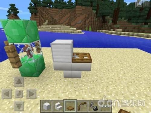 我的世界手机版打造温馨小屋!各种家具小合集