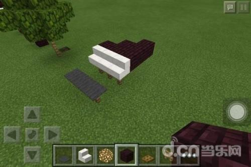 我的世界手机版打造温馨小屋!