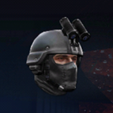 突击兵头盔