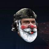 圣诞老人面罩