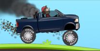 超级柴油四驱车