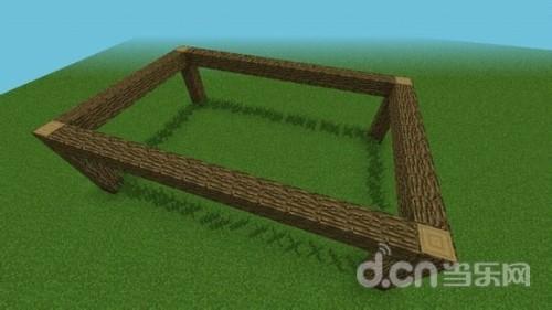 给大家带来的教程是用木材制作一个有两层楼的小木屋