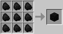 煤块合成表