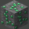 绿宝石矿石