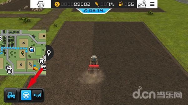 模拟农场16怎么自动耕种