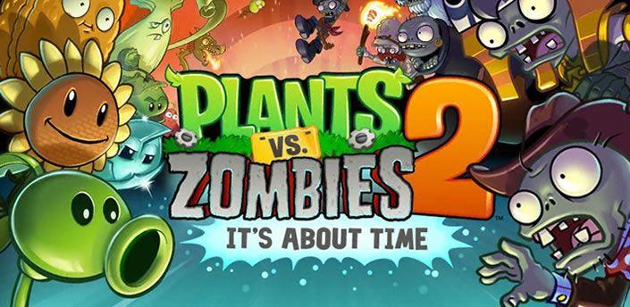 植物大战僵尸2 修改版(含数据包)