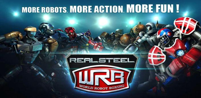 铁甲钢拳:世界机器人拳击 修改版(含数据包)
