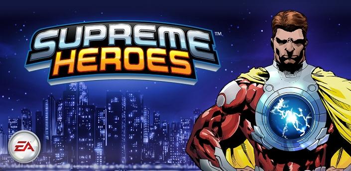 超级英雄 修改版