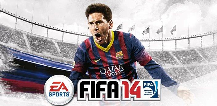 FIFA 14 破解版(含数据包)