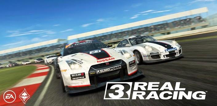 真实赛车3 修改版(含数据包)