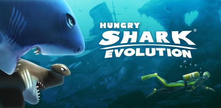 饥饿的鲨鱼 进化 修改版(含数据包)