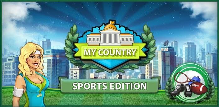 我的国家:体育王国修改版
