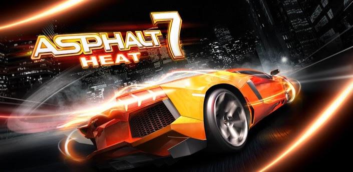 狂野飙车7:热度 修改版(含数据包)