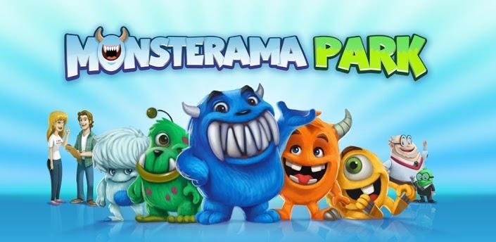 怪物公园 修改版