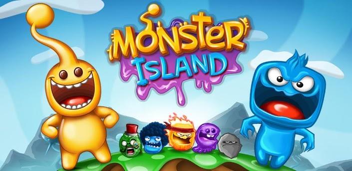 怪物岛 修改版