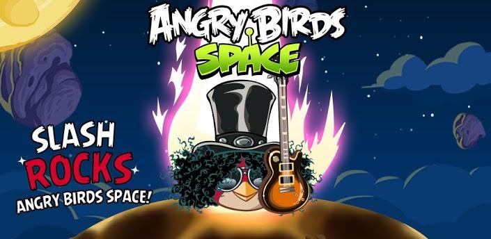 愤怒的小鸟太空版 高清修改版